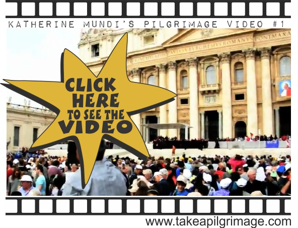 How about Rome for the Feasts of St Padre Pio and St Therese?
