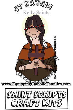 Feast Day Fun: St Kateri