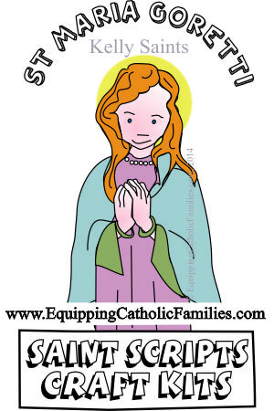 Feast Day Fun: St Maria Goretti