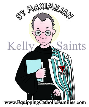 Feast Day Fun: St Maximilian Kolbe