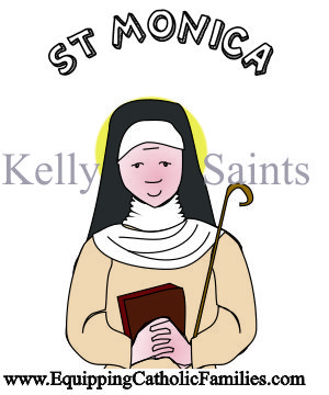 Feast Day Fun: St Monica