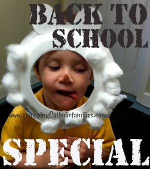 Back to School Craft Kit Special!