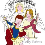 Feast Day Fun: the Archangels