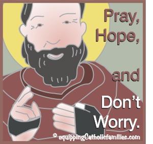 St Padre Pio rgb no blur