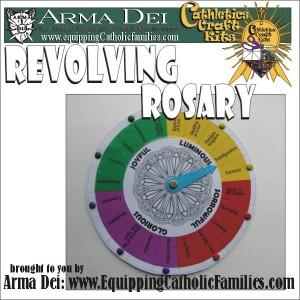 revolving rosary