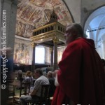 Preaching on a Pilgrimage