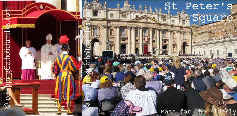 Day 6 Pope's Mass