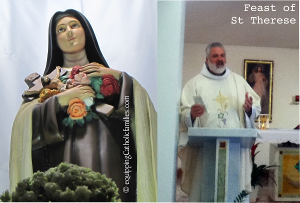 Day 9 Feast of St Therese