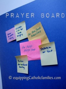 Prayer Board 2