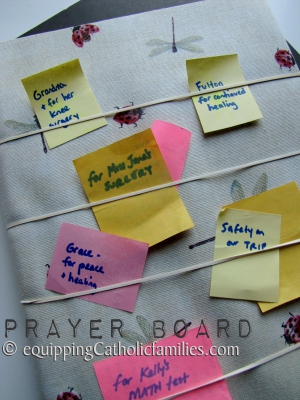 Prayer Boards