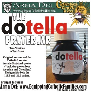dotella prayer jar