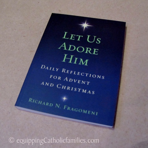 Advent Books: Let Us Adore Him