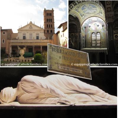 St Cecilia Basilica