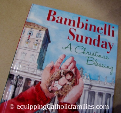 Bambinelli Sunday book