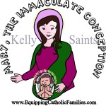Feast Day Fun: Immaculate Conception