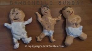 Bambinelli Sunday Advent