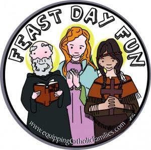 Feast Day Fun Mike