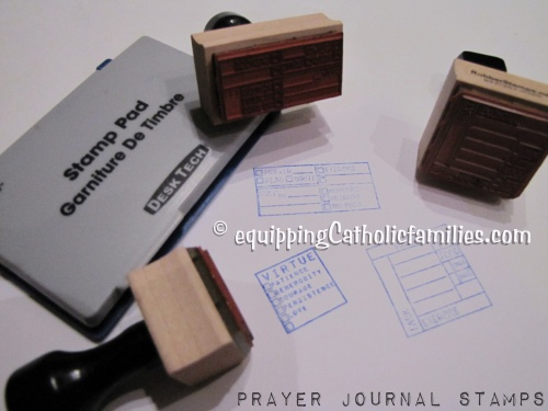 Prayer Stamps