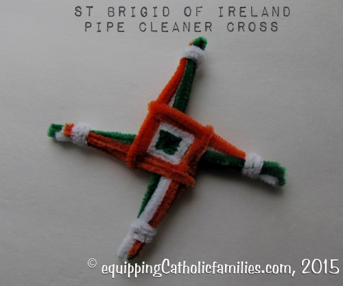 St Brigid Cross