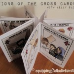 Stations of the Cross Carousel with new Kelly Saints Craft Kit!