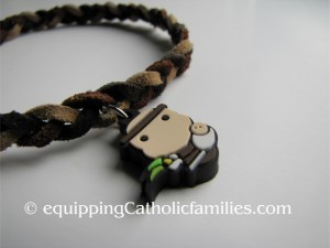 Tiny Saints Anklet