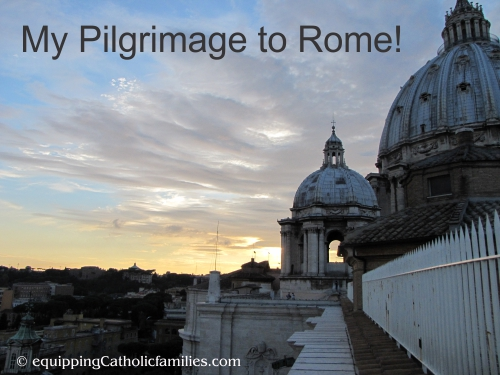 pilgrimage to rome gallery