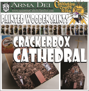 Cracker Box Cathedral cover