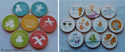 Jesus Tree ornanament collections
