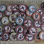 Catholic Cake Toppers