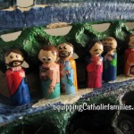 Miniature Printable Peg Dolls: Passion Play