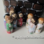 Little Printable Peg Dolls: Easter Set