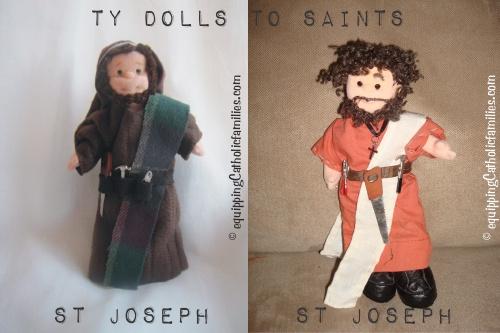 St Joseph TY Dolls