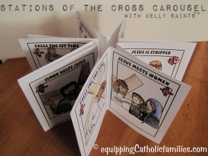 Stations of the Cross Carousel