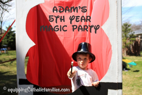 Adam Magic Party