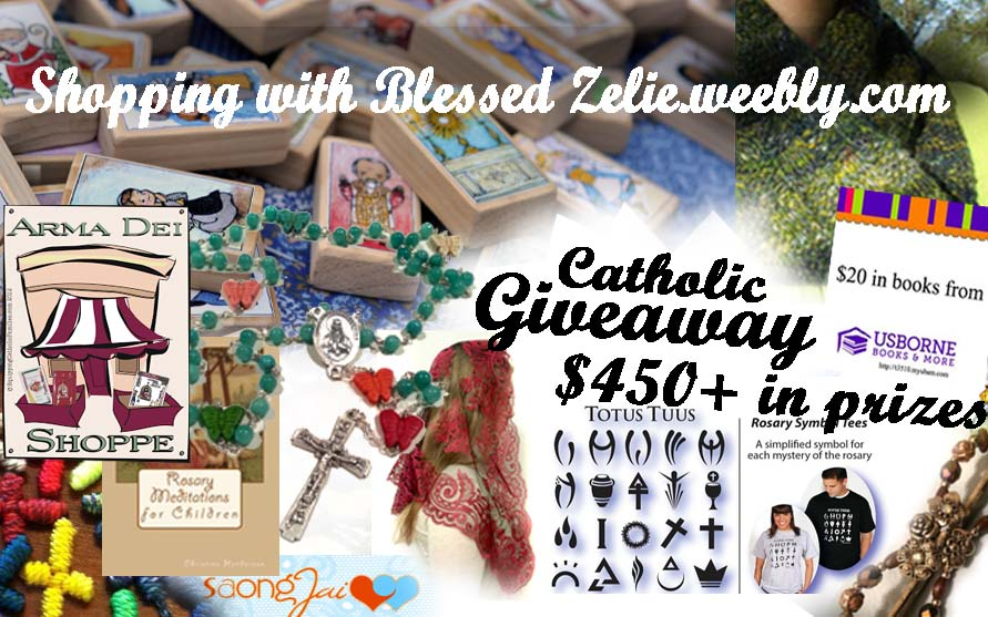 Blessed Zelie giveaway