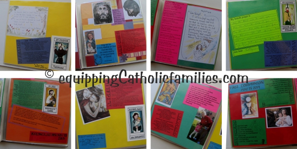 Bridget Communion book
