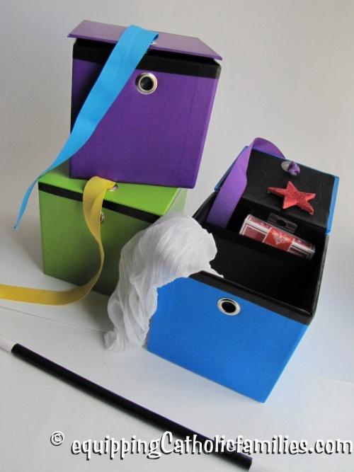 Magic Party Magic Box Loot Bags