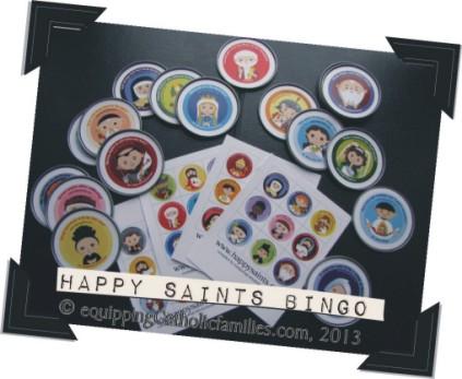 Happy-Saints-Bingo