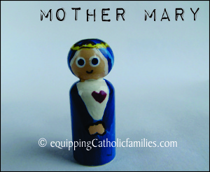 Queen Mother Mary