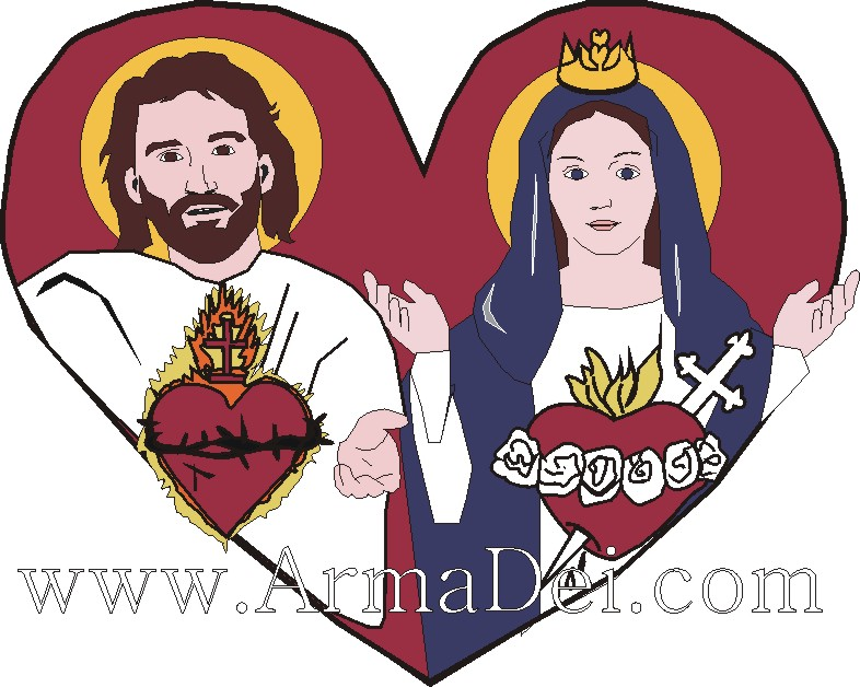 Feast Day Fun: Immaculate Heart of Mary