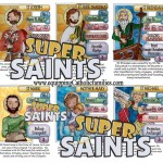 New Release! Super Saints Cards featuring Kelly Saints!