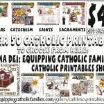 Super Saints and Tiny Saints #Giveaway