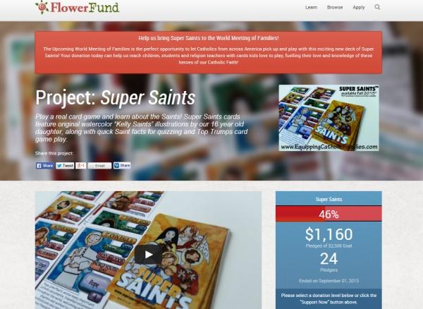 Project: Super Saints