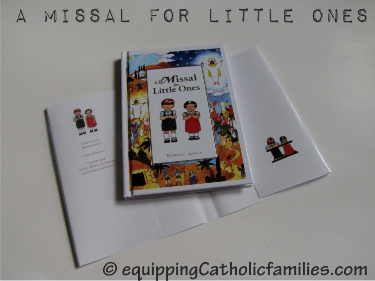 Review: A Missal for Little Ones
