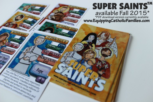 Super Saints promo