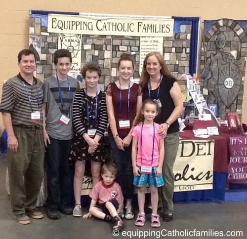 family at CMN 2014