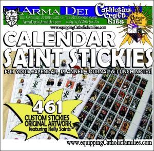 Saint Stickies cover 2