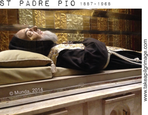 Feast of St Padre Pio!