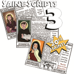 Saint Scripts Series THREE is HERE!