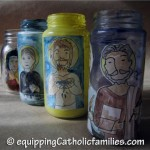 Bring a Jar: Make an All Saints Votive Candle!